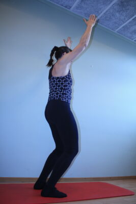 skulder stretch